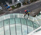 Clear Solutions - Roof Canopy Cleaning